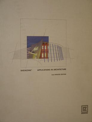 "Rheinzink ""applications In Architecture"""